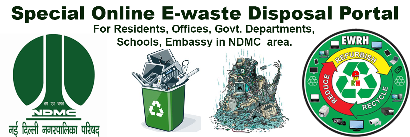 E Waste Recycling Company Delhi | Electronic Waste Management